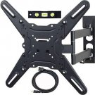 """VideoSecu ML531BE TV Wall Mount for most 32""""-55"""" LED LCD Plasma Flat Screen..."""