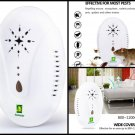 Neatmaster Pest Control Repeller Plug In Rodents Ants Mice Rodent Rat Fleas Bug