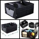 Portable car Auto Trunk Storage Cargo Carrier Caddy Organizer Bin with Pockets