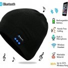 Bluetooth Hat Winter Beanie Cap Wireless Headset Music with Stereo Speaker