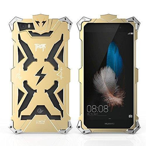 Huawei P8 Lite Case, Lwang Aviation Aluminum Anti-scratch Strong Protection...