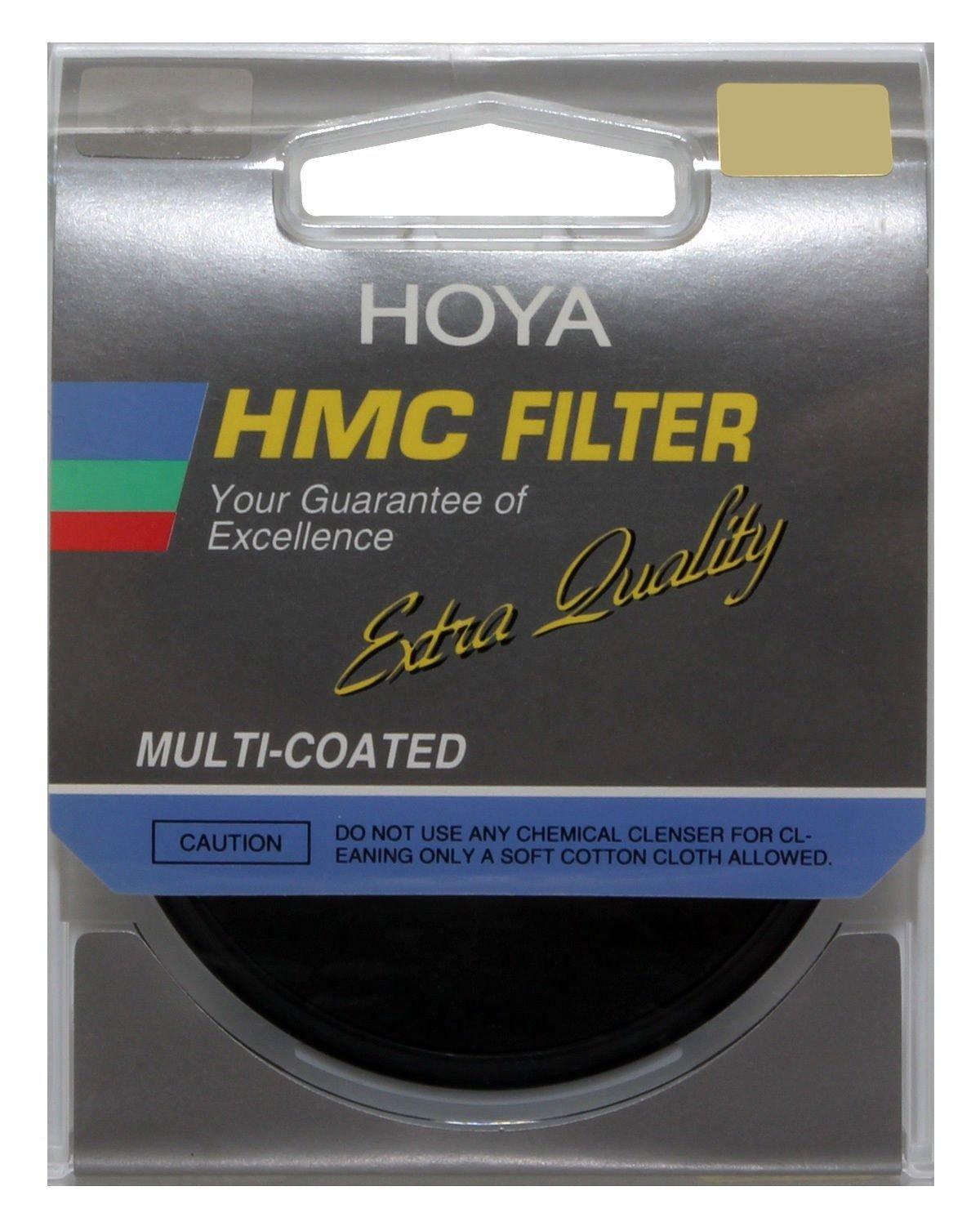 Hoya 58mm NDX8 ND8 0.9 HMC Multi-Coated Solid Neutral Density 3-Stop Filter
