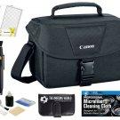 Canon 100ES Digital Camera Shoulder Bag + LensPen + Screen Protector + Bundle