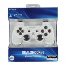 NEW Original Official Genuine Sony PS3 Wireless Dualshock 3 Controller (White)