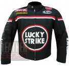Best Quality Pure Cowhide Leather Jacket ... Luck Strike 0113 Black By ButtCo Group