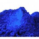 1 Gram 1g SAMPLE Matte BLUE Oxide Pigment Cosmetic Make Up Powder