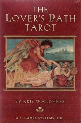 Lover`s Path Tarot by Waldherr, Kris