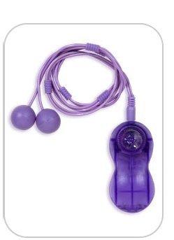 Vivid Double Bubble Lanny Lavender