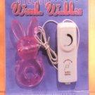 Rabbit Clit Stimulator Ring -Pink