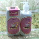 Pannamas Glutathione with Q10 Goat Milk Lotion