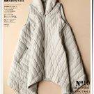 gray hooded vest parkas cardigan casual winter coat