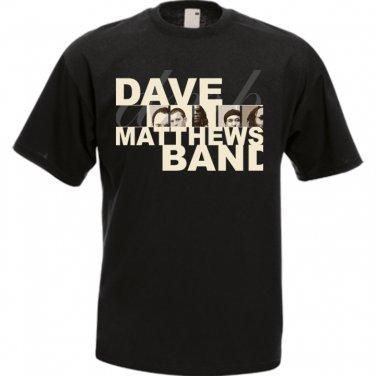 Dave Matthews Band Men's T-Shirt Rock, jam, jazz fusion, folk rock Music