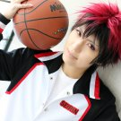 Kuroko No Basketball Kagami Taiga short black red anime cosplay party full wig