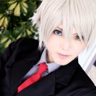 Inu X Boku Secret Service Miketsukami soushi short silver gray anime cosplay party full wig