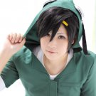 MekakuCity Actors Kagerou Project Seto Kosuke short black anime cosplay party full wig