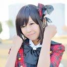 AKBOO48 Atsuko Maeda Short brown anime cosplay wig