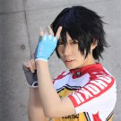 Yowamushi Pedal Imaizumi Shunsuke short black cosplay anime full hair wig