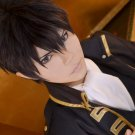 GINTAMA Hijikata Toshirou short black anime cosplay wig
