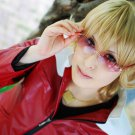 TIGER & BUNNY Barnaby Brooks Jr. linen curly short anime cosplay wig