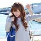 Horimiya Hori-san to Miyamura-kun Hori Kyouko brown Anime cosplay full wig