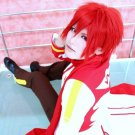 VOCALOID AKAITO short red anime cosplay wig