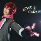 MARGINAL#4 Atomu Kirihara short red cosplay wig