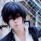 Code Breaker Oogami Rei short black anime cosplay wig