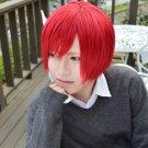 Horimiya Hori-san to Miyamura-kun Sengoku Kakeru short red cosplay wig