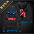 ONE PUNCH-MAN Genos winter anime cosplay costume hoodie coat sweatshirt