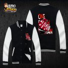 ONE PUNCH-MAN Genos winter anime cosplay costume Baseball clothes uniform sport suit hoodie