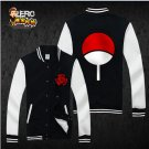 Naruto Uchiha Madara anime cosplay Baseball clothes uniform sport suit hoodie