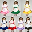 Inu x Boku Secret Service lovely Lovely princess maid outfit Cartoon Restaurant maid uniform