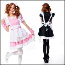 Inu x Boku Secret Service Sweet maid Apron Dress Restaurant waiters uniform