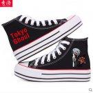 Tokyo Ghoul Kirishima Touka Ken Kaneki anime cosplay shoes canvas shoes cosplay pantshoes black C