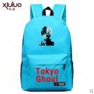 Tokyo Ghoul Kirishima Touka Ken Kaneki anime cosplay bag school bag student backpack 15