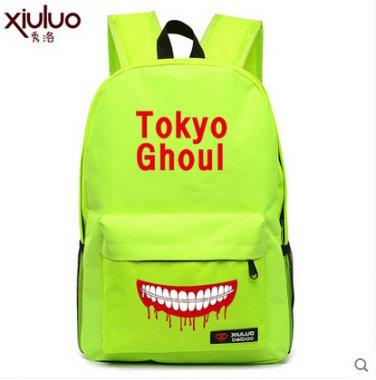 Tokyo Ghoul Kirishima Touka Ken Kaneki anime cosplay bag school bag student backpack 16