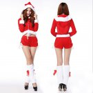 fashion Christmas Outfit cosplay costume Christmas costume Xmas lolita uniform dancing party suit