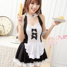 fashion sexy lolita cosplay Maid outfit Maid Apron meidofuku Dining room maid uniform