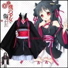 Machine-Doll wa Kizutsukanai Unbreakable Machine-Doll Yaya anime cosplay costume kimono dress
