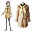Kamisama Love Nanami Momozono anime cosplay costume school uniform