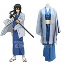 GINTAMA silver soul Katsura Kotarou anime cosplay costume kimono