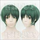 Prince of Stride Alternative Kadowaki Ayumu short green anime cosplay wig