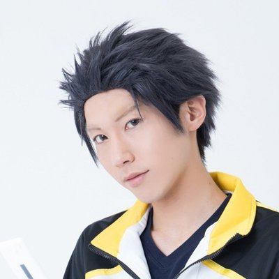 Re:Life in a different world from zero Natsuki Subaru short black cosplay wig