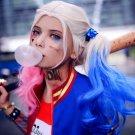 Suicide Squad Harleen Quinzel cosplay wig