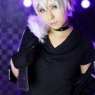 ensemble stars undead Oogami Koga short silver gray cosplay wig