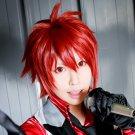 IDOLiSH7 Nanase Riku short red cosplay wig