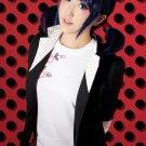 Miraculous Ladybug Ladybug blue mix cosplay wig