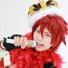 ichu;Ichu;ICHU Torahiko kusakabe short red cosplay wig
