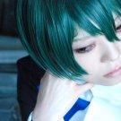 s.CRY.ed liufeng short dark green cosplay wig