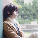 Bungo Stray Dogs Osamu Dazai short brown cosplay wig